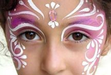 Idées maquillage pour enfant