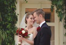 Autumn wedding concept / wedding