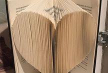 Bücher basteln