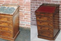 Antique Furniture / We are specialised in the repair and restoration of modern and antique furniture