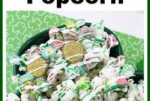 Lucky Charms #StPatricksDay Recipes