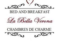 New Logo B&B La Bella Verona / www.labellaverona.com