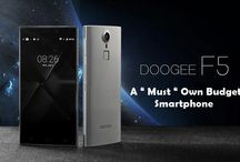 """DOOGEE F5 4G Phablet : A """" Must """" Own Budget Smartphone"""