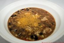 Food: Soups / by Lori Roe