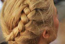 hair :) / hair style