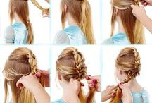 Trenzas Tutoriales / Braids Tutorials