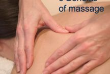 Massage Therapy / Most people enjoy a massage, but few think about its benefits. According to the American Massage Therapy Association, research shows that massage therapy provides several health benefits, including improved circulation, improved range of motion, and increased endorphin levels (which helps improve mood and decrease chronic pain effects).