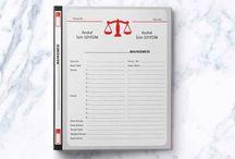 Avukat Dava Dosyası