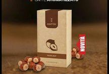 Aurile Caffe' e Tè Funzionali Aromatizzati