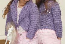 Kidz Crochet Clothes