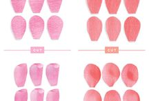 Crepe Paper Tips