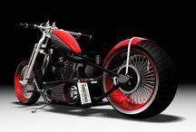 Bobber / Motor