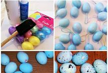 Easter / Easter activities, crafts and recipes to make the holiday a day to remember.