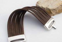 pulseras cuero