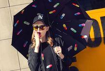 Umbrellas / Umbrellas