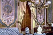 Bs✏Era of rainbow Rococo n Morocco ☔ / Rococo, Morocco style is a new style trend in decoration. it is popular in some circles in the United Kingdom & the United States. ☔