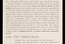 Broadsides / All images are sourced from the University of Virginia Library digital repository. All items are housed in the Albert and Shirley Small Special Collections Library, University of Virginia. You may request high quality images for reproduction from UVa Library's Digital Curation Services at http://tracksys.lib.virginia.edu