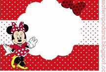 Festinha Minnie