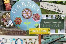 Garden Signs / by Lisa LeGette