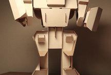 Crafty Cardboard