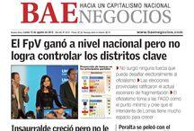 """Tapas de diarios """"PASO"""" / Lo que dijeron los diarios de mayor circulación de la Argentina."""