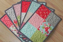 Placemats/Table Runners / by Jenny Doepker