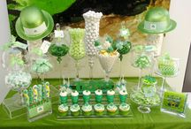 St Patrick's Day Decorating / by Angela Barrett