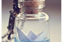 Mini lahvicky