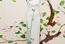 white qipao | The 1st Qipao Onine Shop  / Buy white qipao from The 1st Qipao Online Shop with thousands of Qipao styles to choose and Free Shipping