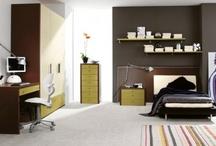 Teenage Bedrooms