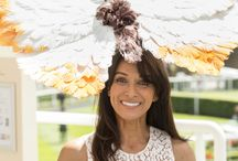 Royal Ascot 2015 - Hats Off! / On certain occasions, your hair may have to play second fiddle to a very extravagant hat! with wedding season in full swing, we hope you find some of these stunning Royal Ascot hats as inspiring as we do!