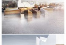 Architecture | Renders / 3D visualization of architecture (related)