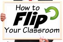 Modern classroom teaching / Education