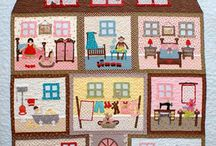Dollhose quilts