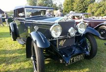 Classic Cars / Some classic cars and styles