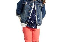 Kids fashions/food