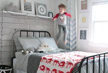 habitaciones niño ** boy bedrooms