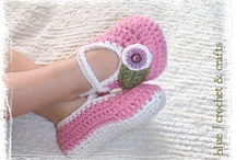 knit and crochet / by Janis Q