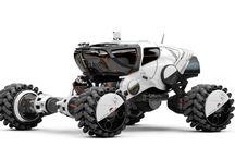Sci-if vehicle