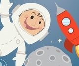 Outer Space - Kids Party