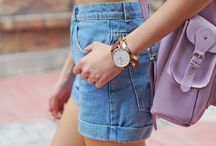 Watches / by Camille Co