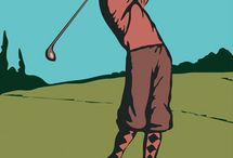 Golf Illustrated / Any kind of graphic content created with golf game in mind...  fore!