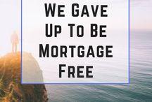 Debt Free / Great tips on eliminating debt.