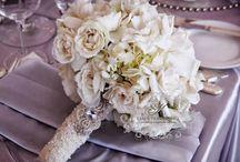 Wedding bouquets  / by Janae Fasnacht