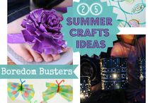 Kids Crafts / by Kathryn Lee Daugherty