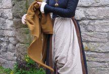 Medeltidskläder och lajv