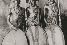 MAASAI / NANDI / SAMBURU / People from Kenia