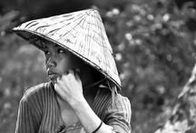 Faces of laos