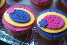 Cupcakes / Mijn taarten en cupcakes