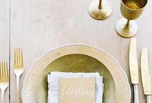 gold hochzeit  |  gold wedding